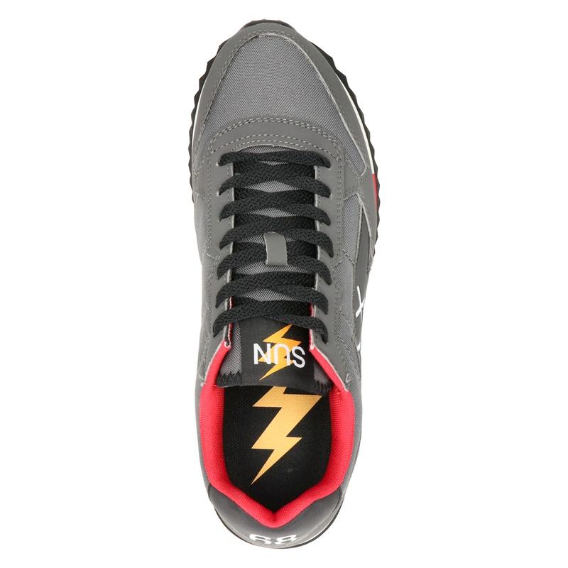 Sun 68 - Lage sneakers - Grijs