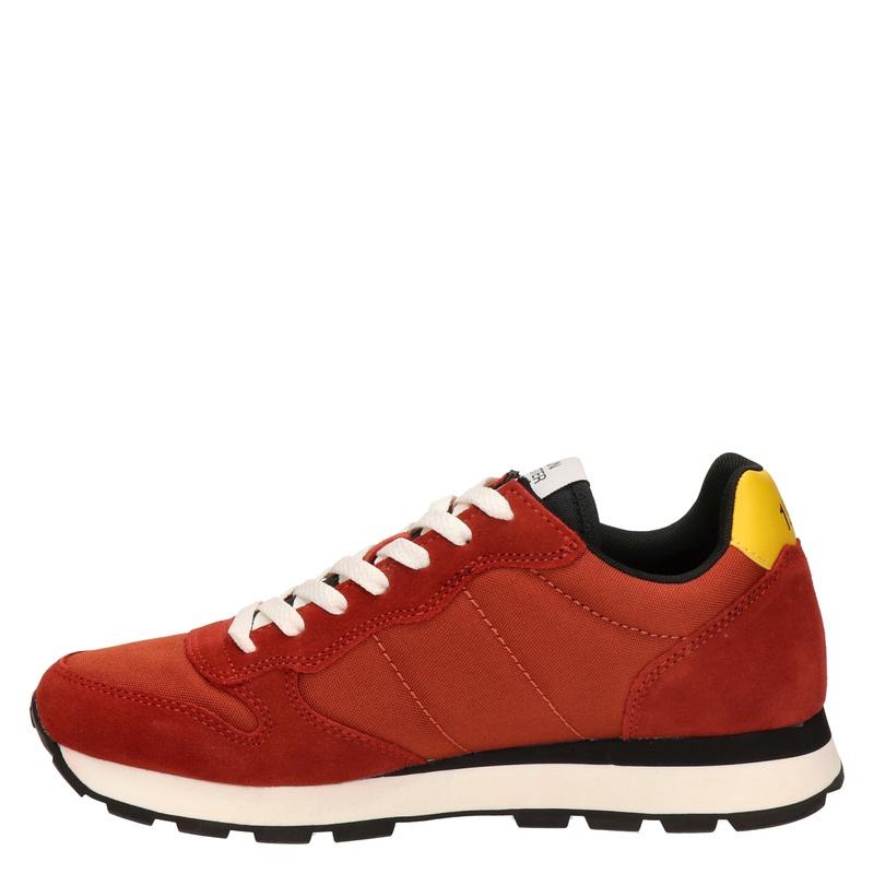 Sun 68 - Lage sneakers - Bruin