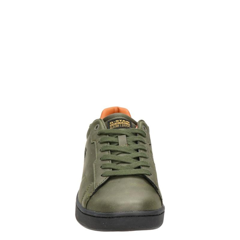 G-Star Raw - Lage sneakers - Groen