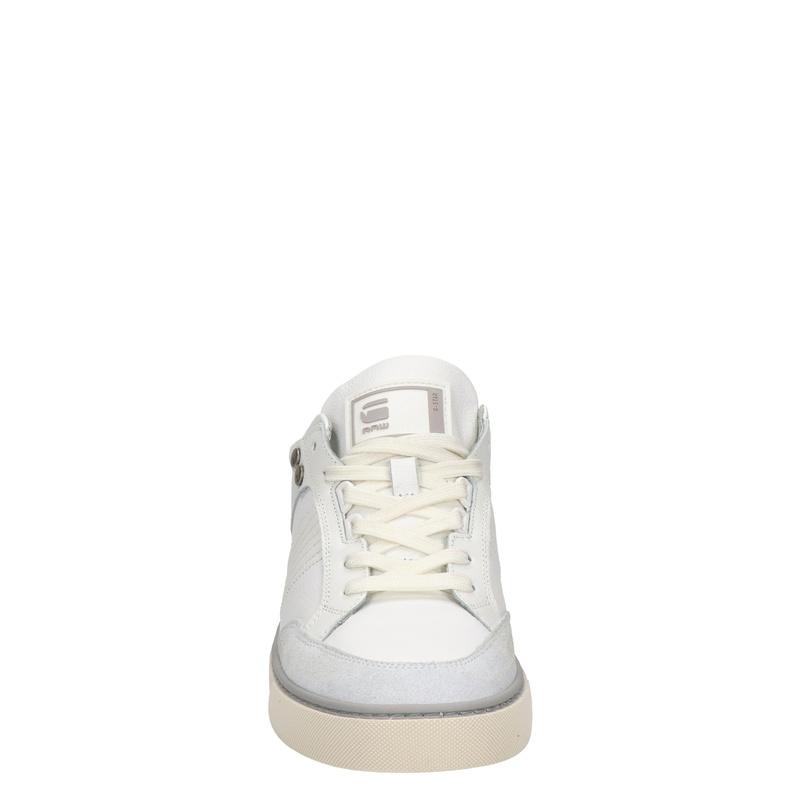 G-Star Raw RAVOND - Lage sneakers - Wit