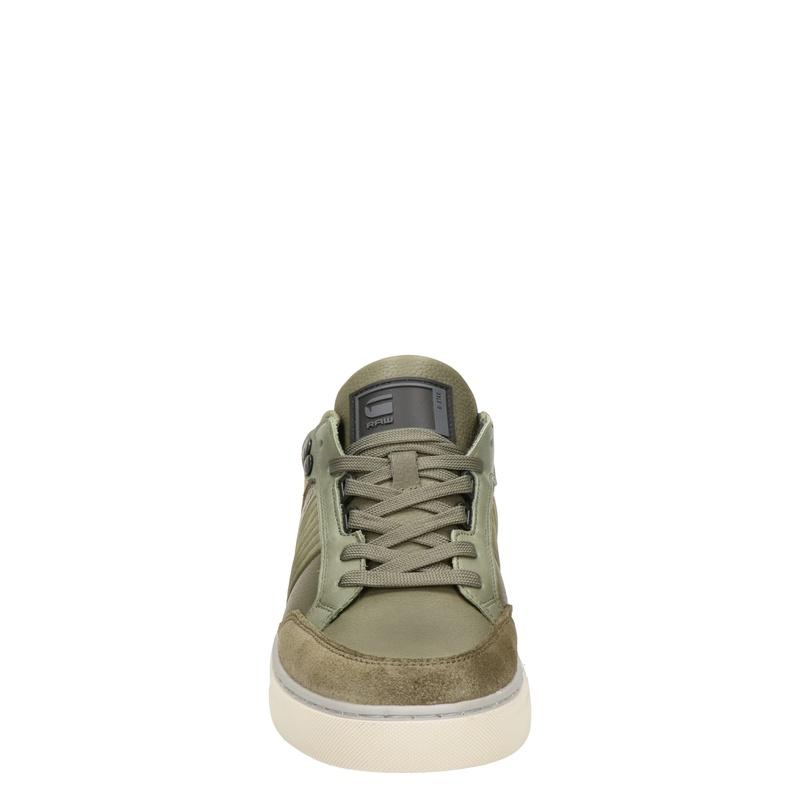 G-Star Raw RAVOND - Lage sneakers - Groen