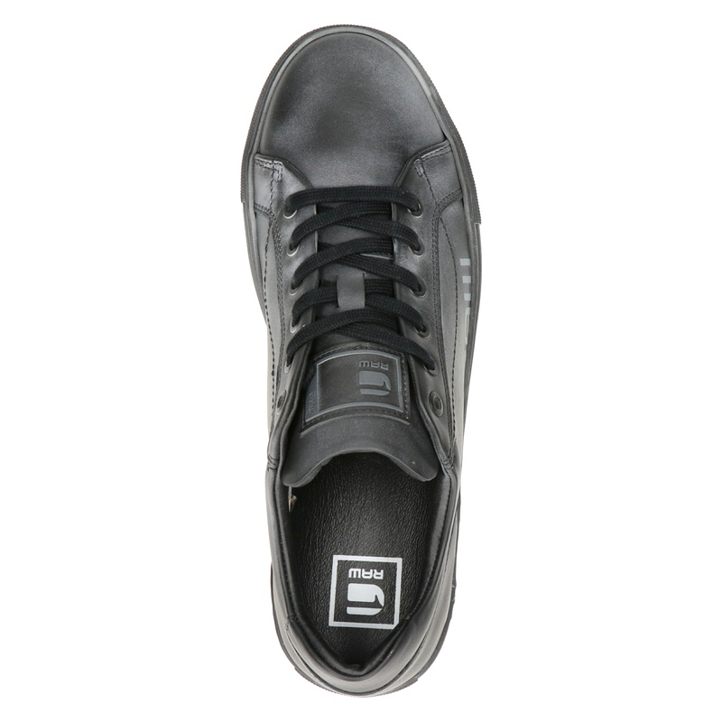 G-Star Raw Loam Worn - Lage sneakers - Zwart