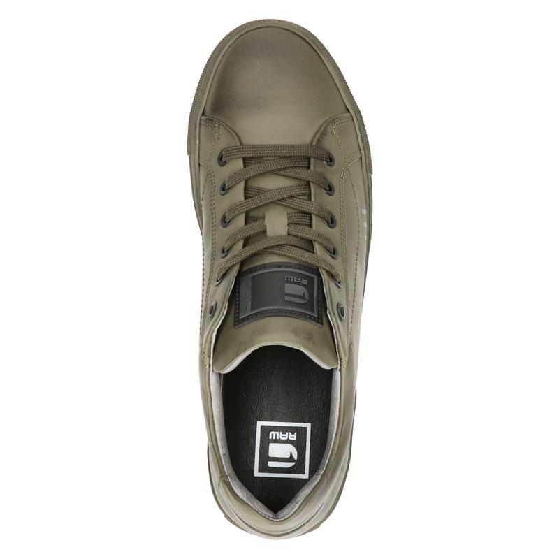 G-Star Raw Loam Worn - Lage sneakers - Groen