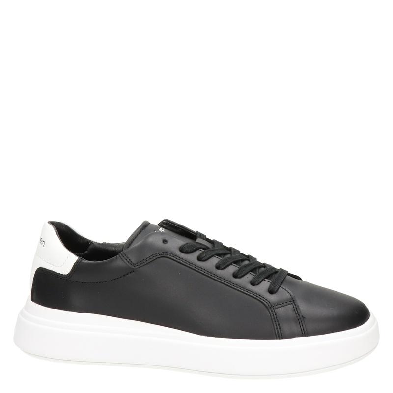 Calvin Klein - Lage sneakers - Zwart