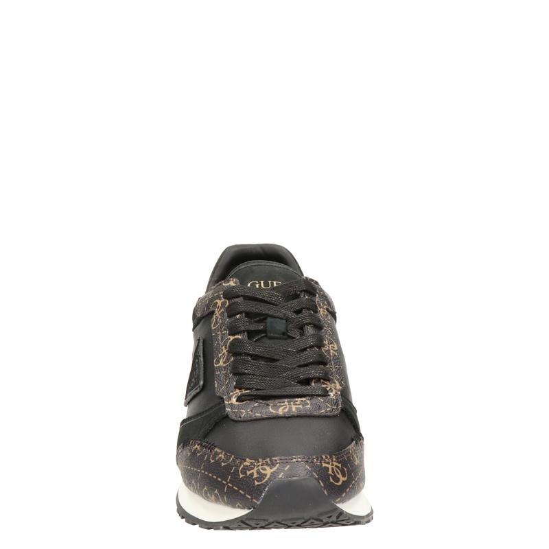 Guess New Glorym - Lage sneakers - Zwart