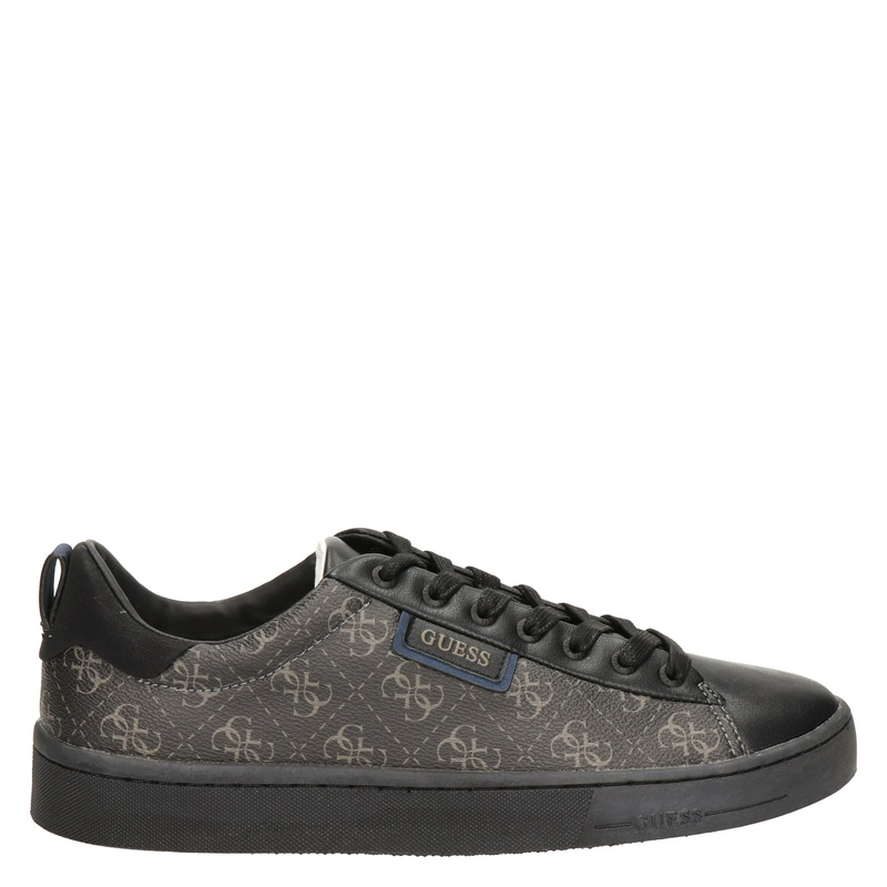 Guess Vice - Lage sneakers - Zwart