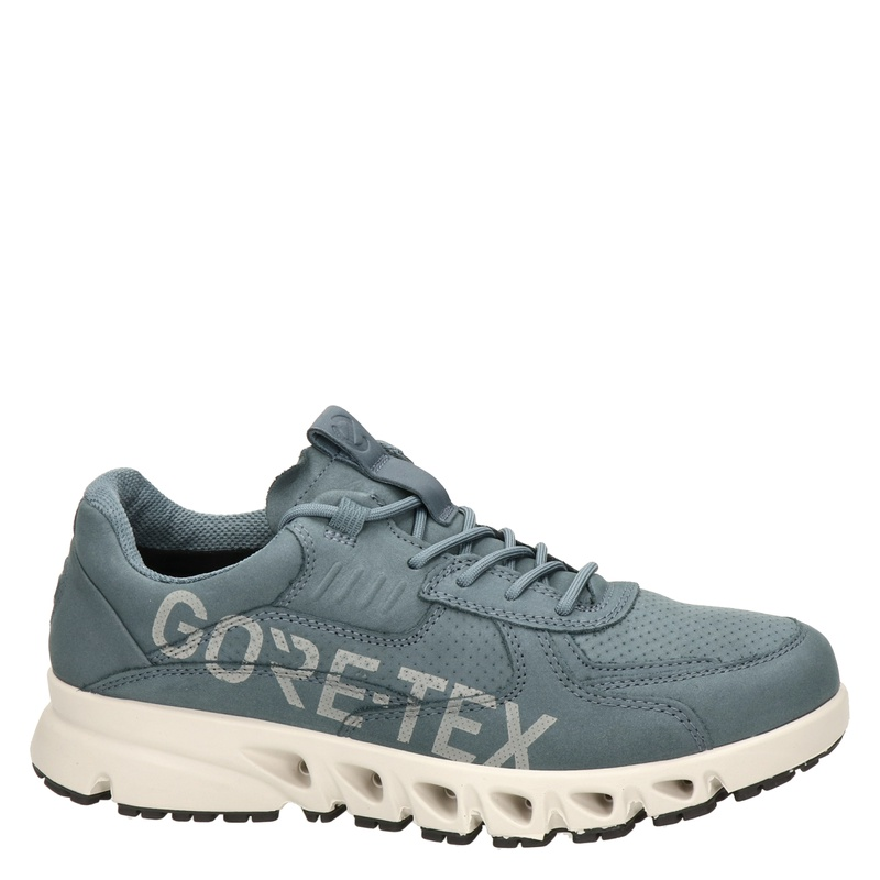 Ecco Multivent Low GTXS - Lage sneakers - Blauw