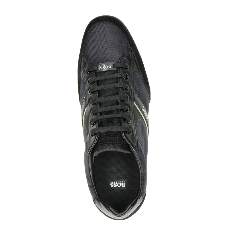 Hugo Boss Saturn - Lage sneakers - Zwart