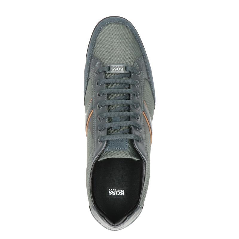 Hugo Boss Saturn - Lage sneakers - Grijs