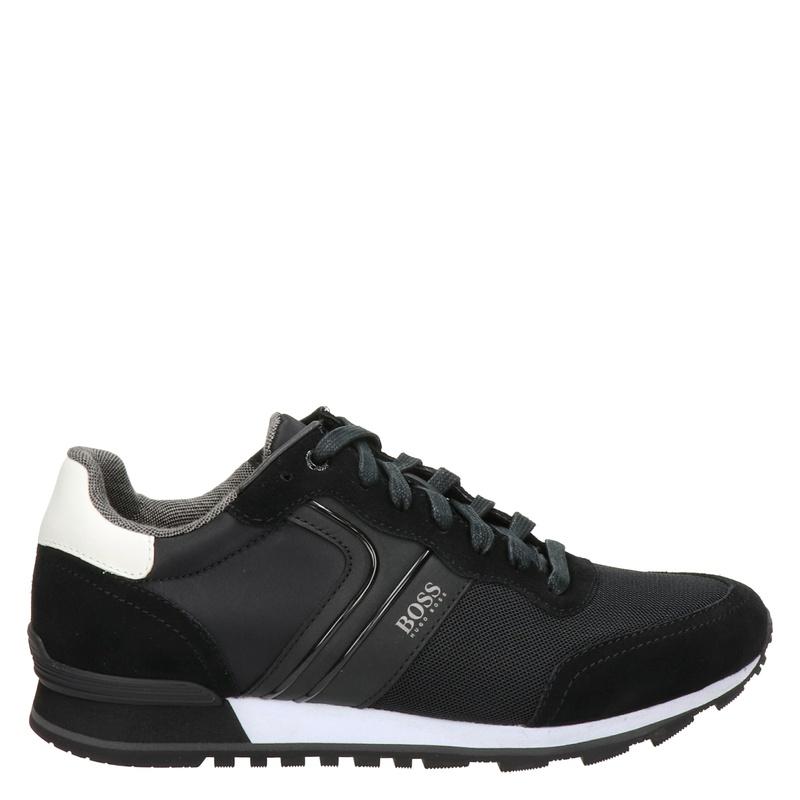 Hugo Boss Parkour Runn Nymmx2 - Lage sneakers - Zwart