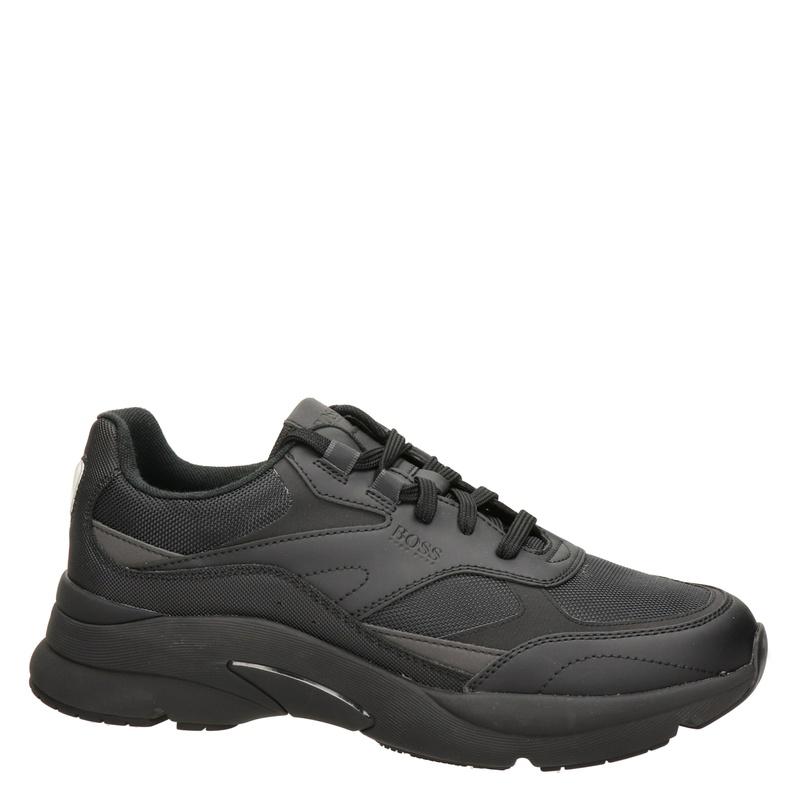 Hugo Boss Ardical Runn Nymx - Lage sneakers - Zwart