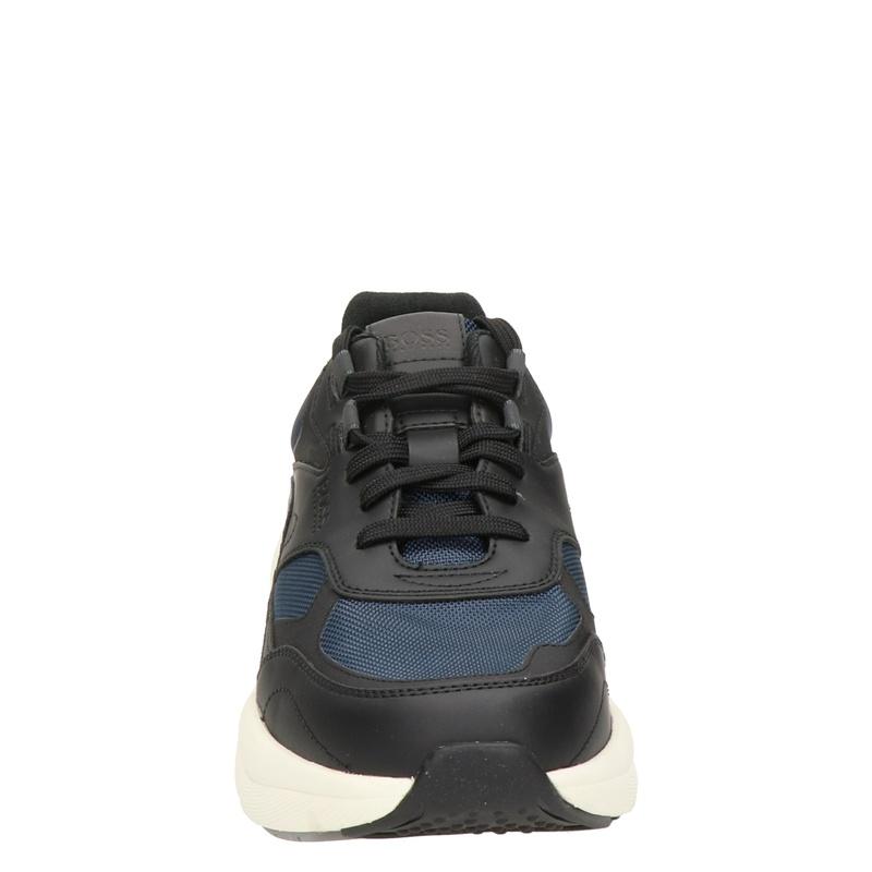 Hugo Boss Ardical Runn Nymx - Lage sneakers - Blauw