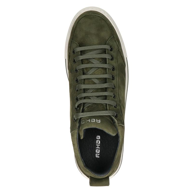 Rehab Graig Nub - Lage sneakers - Groen