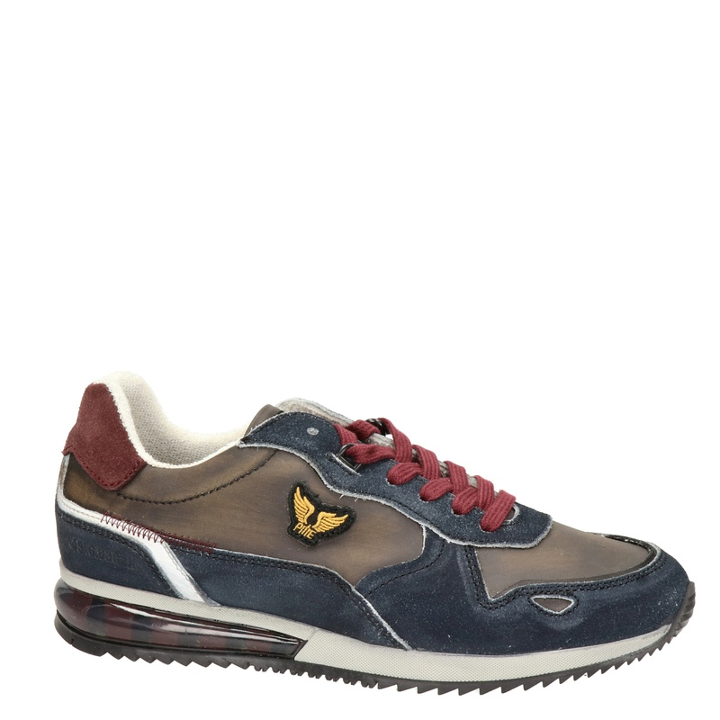 PME Legend Airstip - Lage sneakers - Zwart