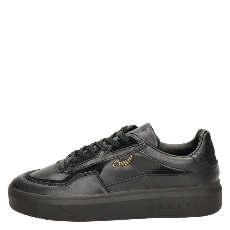 Cruyff Mosaic - Lage sneakers - Zwart