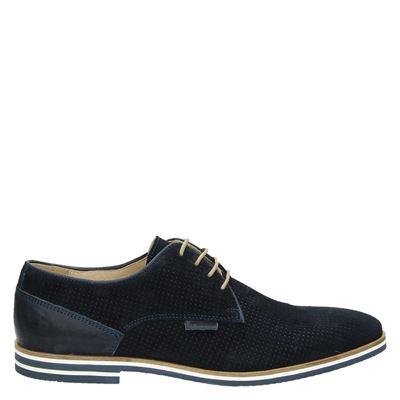 Mc Gregor heren nette schoenen blauw