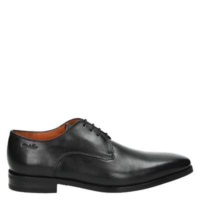 Van Lier heren nette schoenen zwart