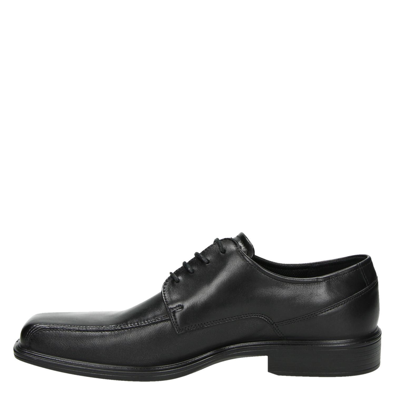 Ecco Johannesburg Chaussures Basses Robe Noire 8D4A1w
