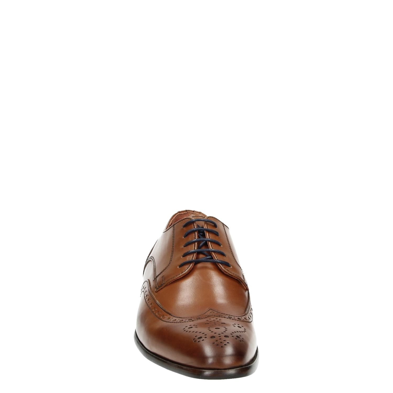 Chaussures Habillées Treuil Cognac Ivy5a18Rw
