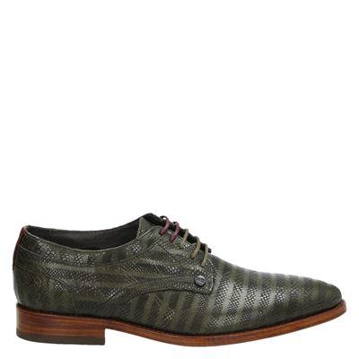 Rehab heren nette schoenen groen