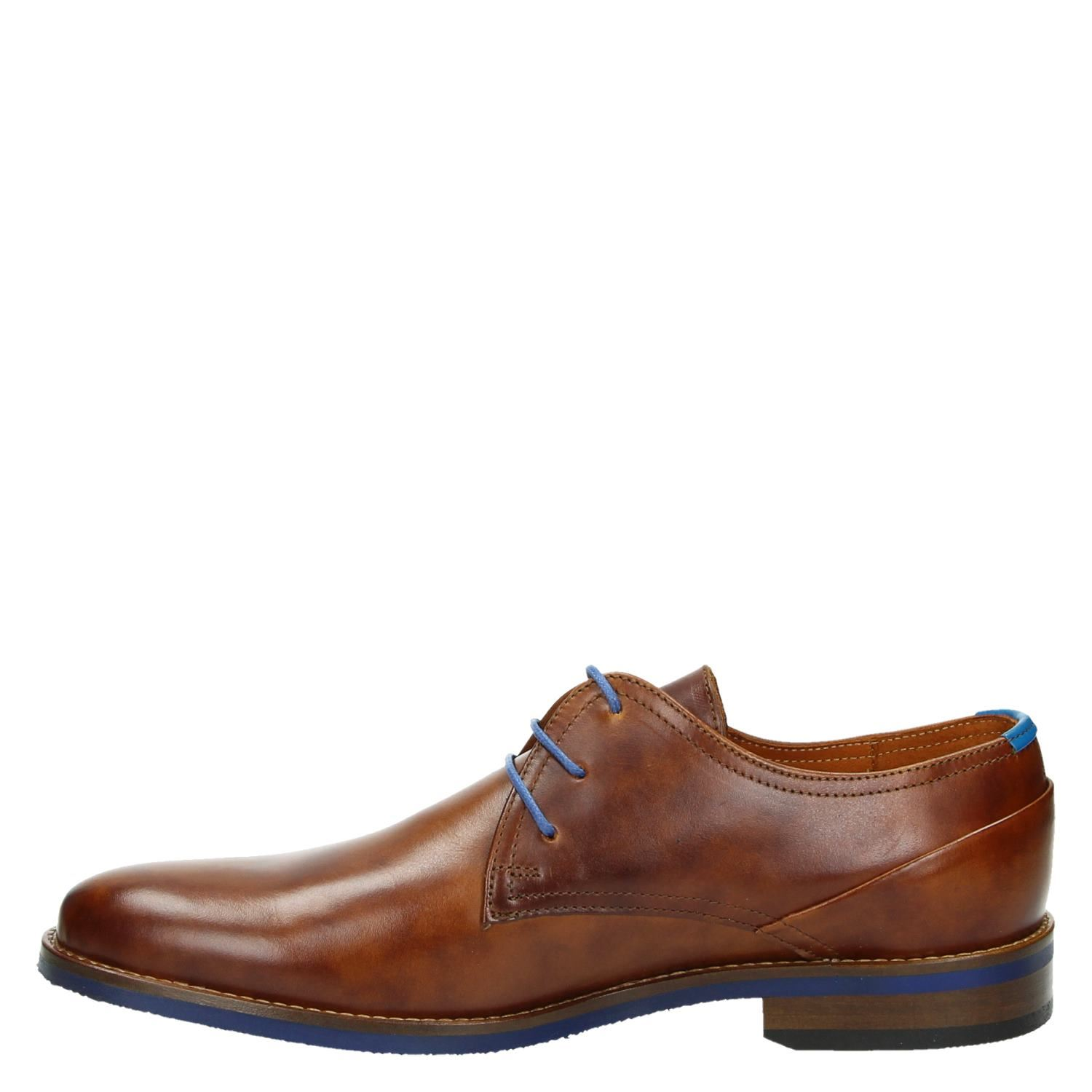 Treuil 5340 Chaussures Basses Robe Cognac dMTjZa