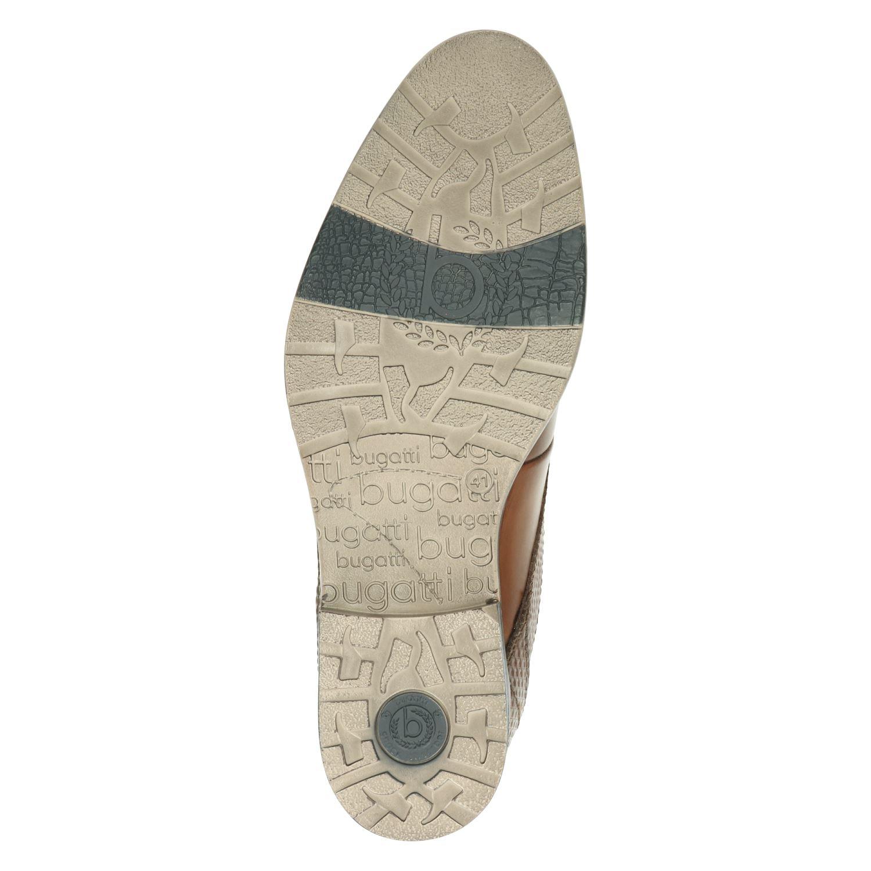 Bugatti - Lage nette schoenen voor heren - Cognac 4q6va1V