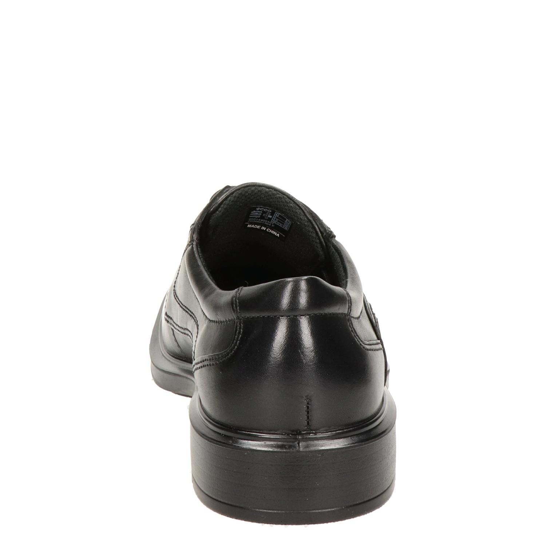 Ecco Helsinki - Lage nette schoenen voor heren - Zwart gJbzqOk