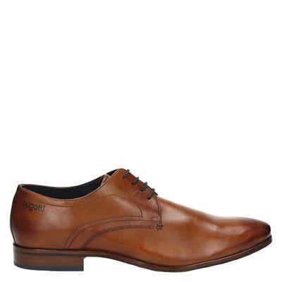 Bugatti heren nette schoenen cognac