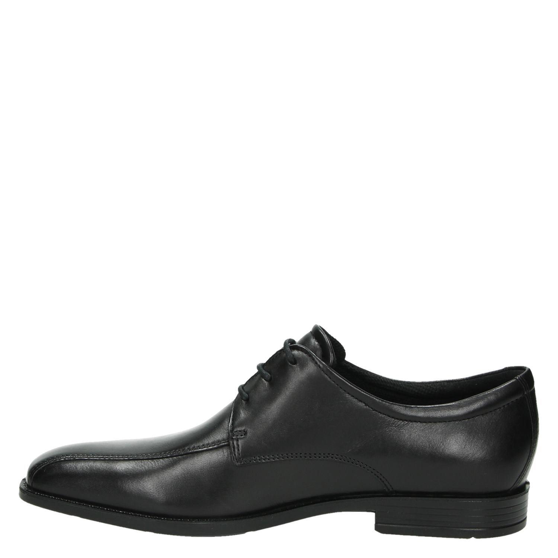 Ecco Endinburgh Chaussures À Robe Noire 7uApjZ8