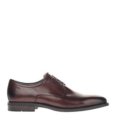 Ecco Melbourne Chaussures Basses Robe Marron WF9FyVU