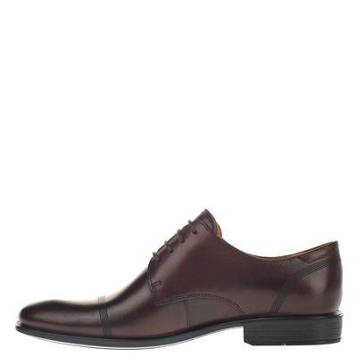 Ecco Caire Chaussures Basses Robe Marron lzrijhh