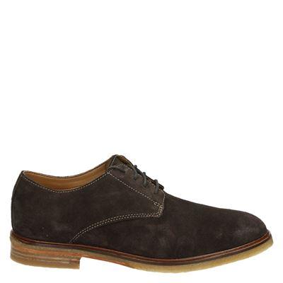 Clarks heren nette schoenen bruin