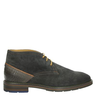 Mc Gregor heren nette schoenen grijs