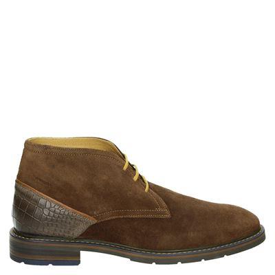 Mc Gregor heren nette schoenen bruin