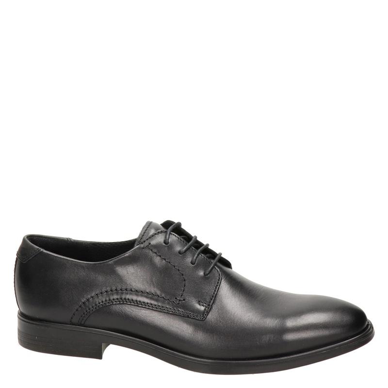 Ecco Melbourne - Lage nette schoenen - Zwart