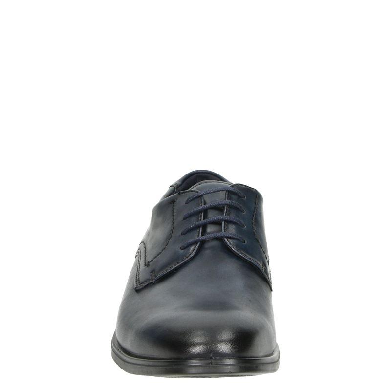 Ecco Melbourne - Lage nette schoenen - Blauw