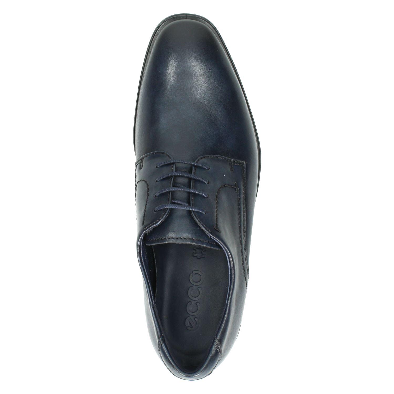 Ecco Melbourne - Lage nette schoenen voor heren - Blauw FChdC05