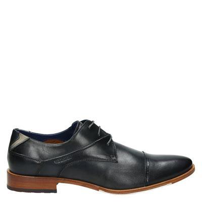 Daniel Hechter heren nette schoenen grijs
