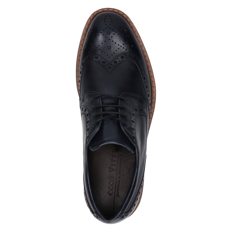 Ecco Vitrus l - Lage nette schoenen voor heren - Blauw rfBhSNK