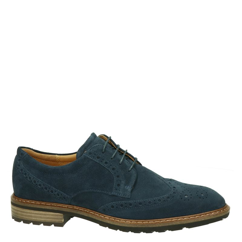 Ecco Vitrus I - Lage nette schoenen - Blauw