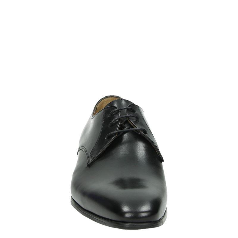 Giorgio - Lage nette schoenen - Zwart