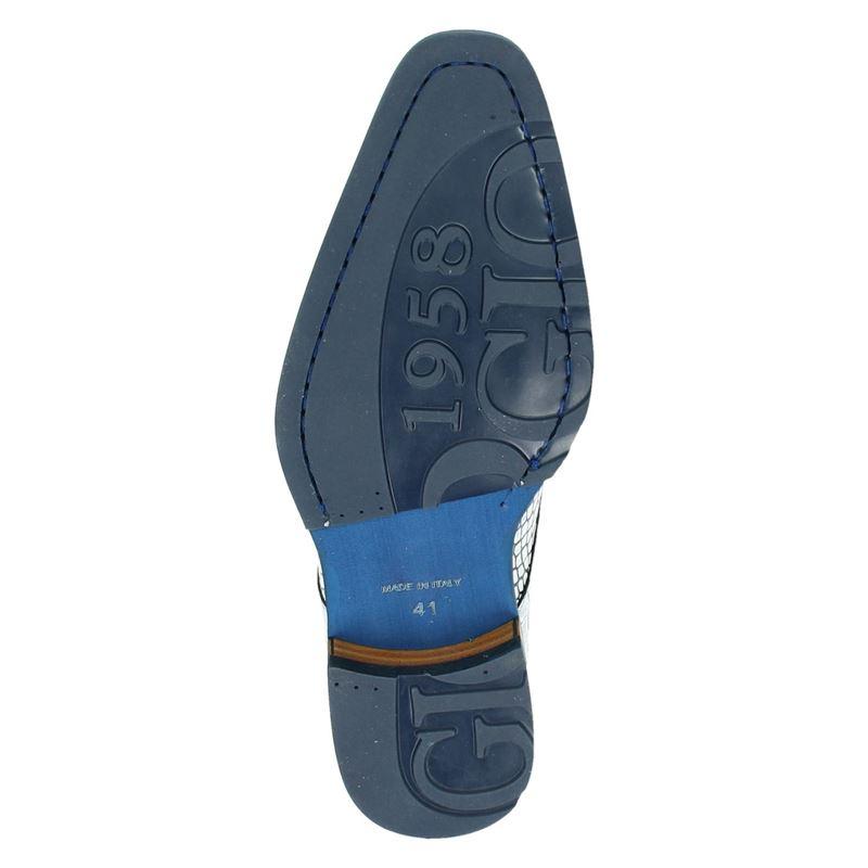 Giorgio - Lage nette schoenen - Blauw