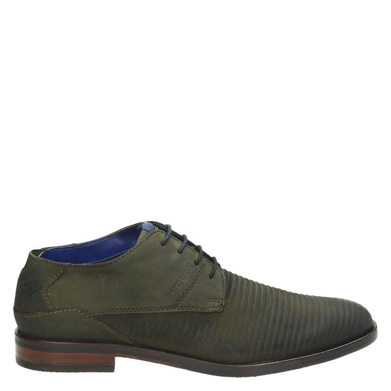 Bugatti - Lage nette schoenen - Groen