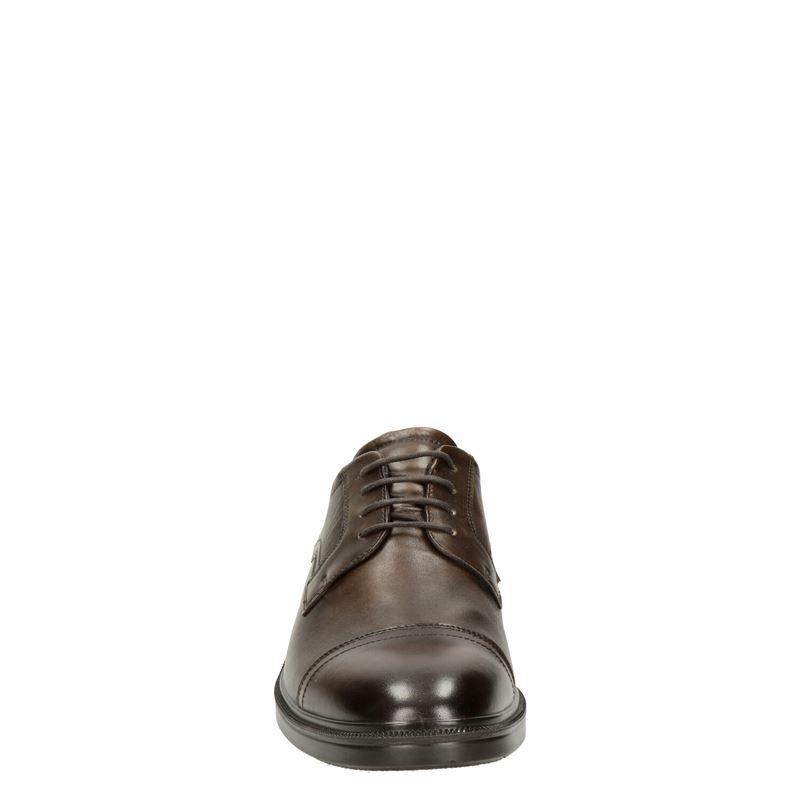 Ecco Lisbon - Lage nette schoenen - Bruin