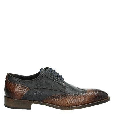 Giorgio heren nette schoenen bruin