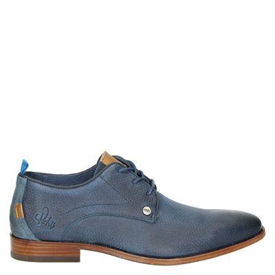 Rehab heren nette schoenen blauw