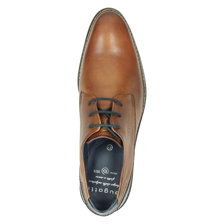Bugatti - Lage nette schoenen voor heren - Cognac h4ftEU3
