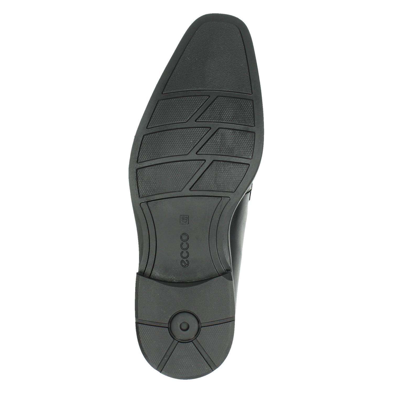 Ecco Calcan - Lage nette schoenen voor heren - Zwart DMN7gMU