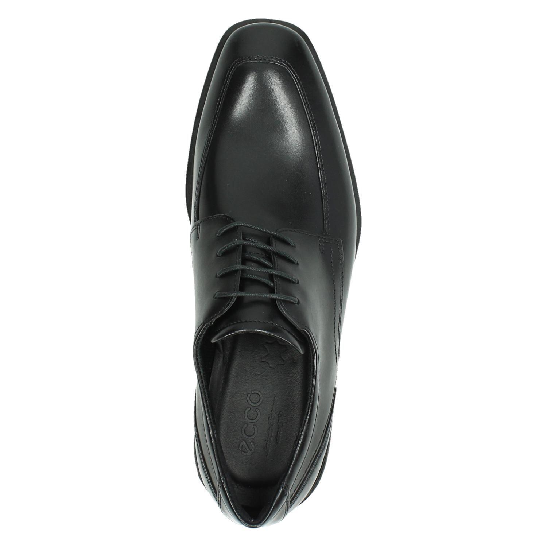 Ecco Cairo - Lage nette schoenen voor heren - Zwart GwlXa6O