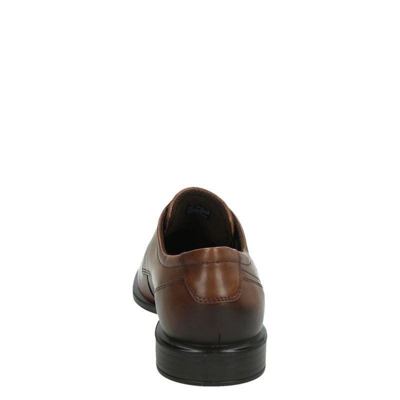 Ecco Cairo - Lage nette schoenen - Cognac